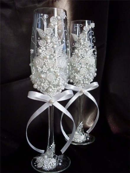 Svadobné poháre - Obrázok č. 39