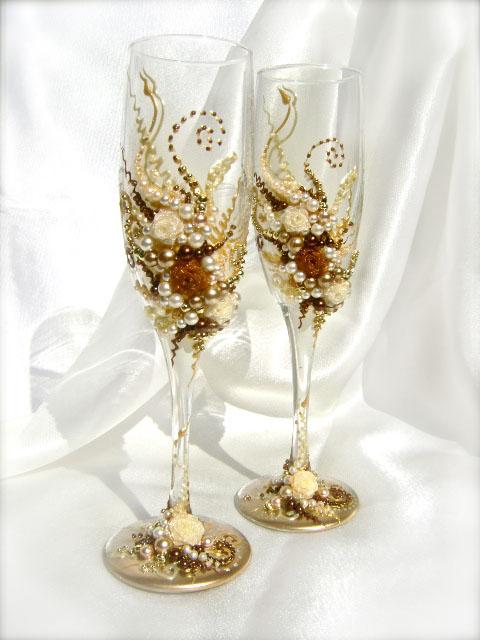 Svadobné poháre - Obrázok č. 43