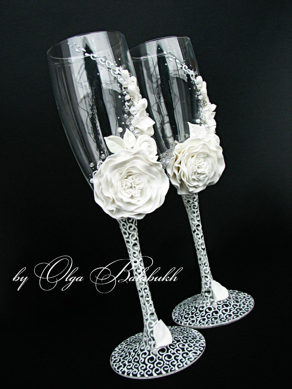 Svadobné poháre - Obrázok č. 48
