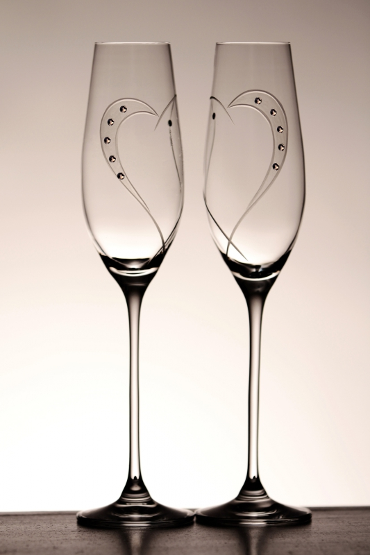 Svadobné poháre - Obrázok č. 53