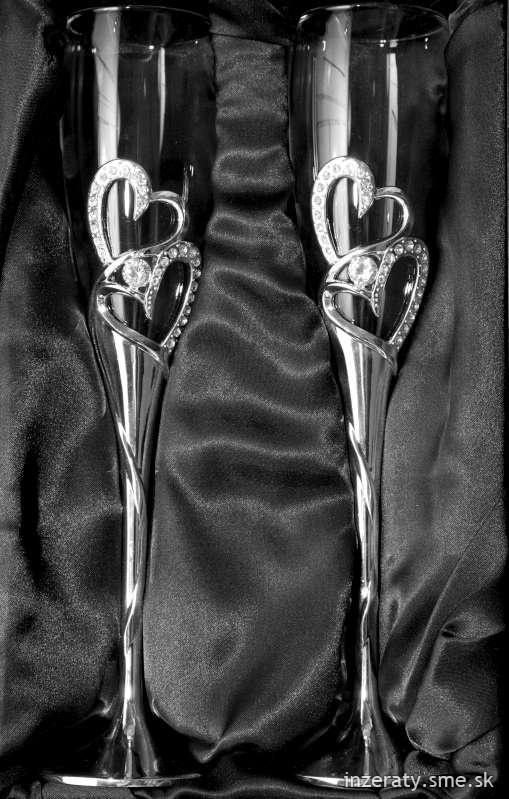 Svadobné poháre - Obrázok č. 54