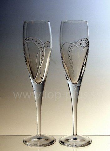 Svadobné poháre - Obrázok č. 64