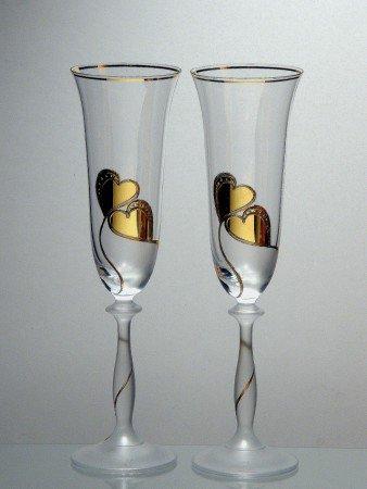 Svadobné poháre - Obrázok č. 65