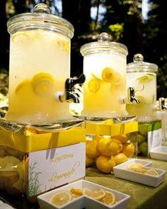Limonáda na svadbe - Obrázok č. 1