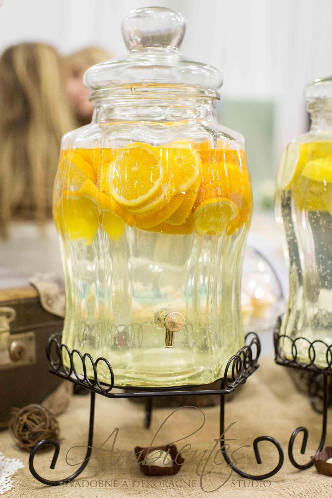 Limonáda na svadbe - Obrázok č. 30