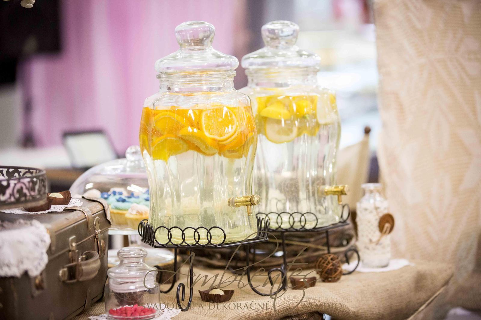 Limonáda na svadbe - Obrázok č. 46