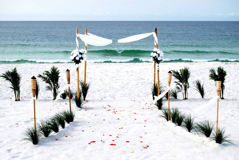 Beach wedding - Obrázok č. 2
