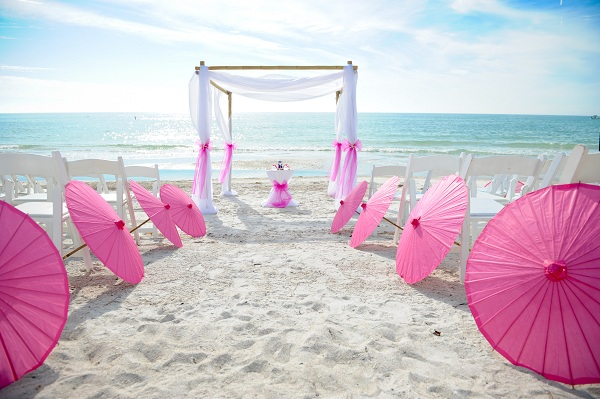 Beach wedding - Obrázok č. 31