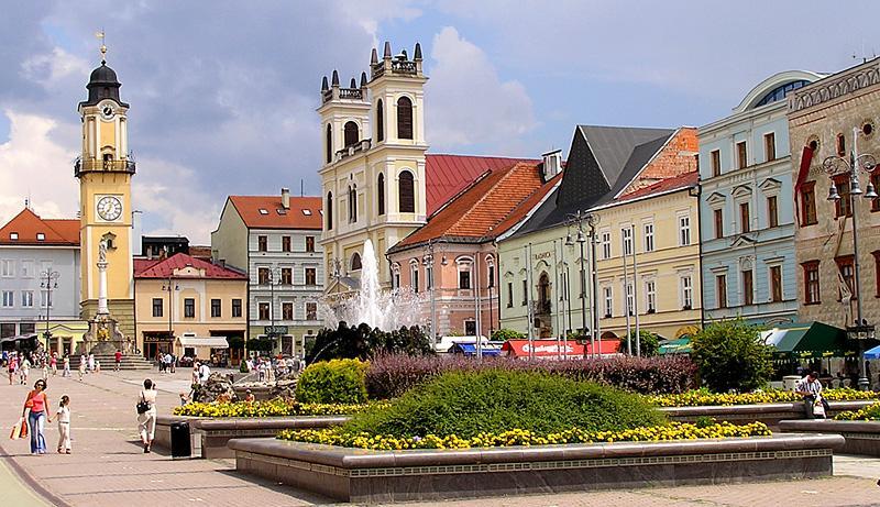 Krásne miesta Slovenska vhodné na svadobné fotenie - Banská Bystrica