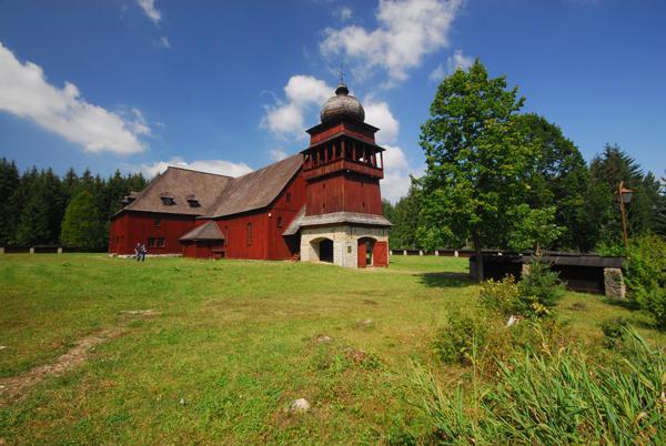 Krásne miesta Slovenska vhodné na svadobné fotenie - Bobrovec