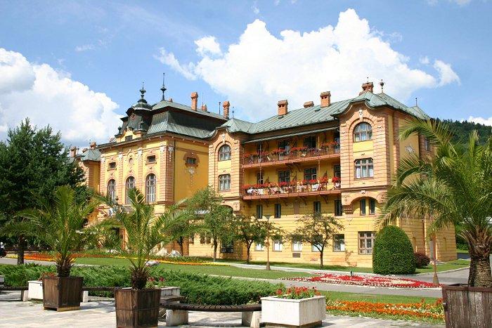 Krásne miesta Slovenska vhodné na svadobné fotenie - Bardejov