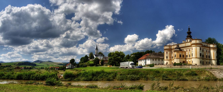 Krásne miesta Slovenska vhodné na svadobné fotenie - Markušovce