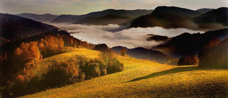 Krásne miesta Slovenska vhodné na svadobné fotenie - Ružín