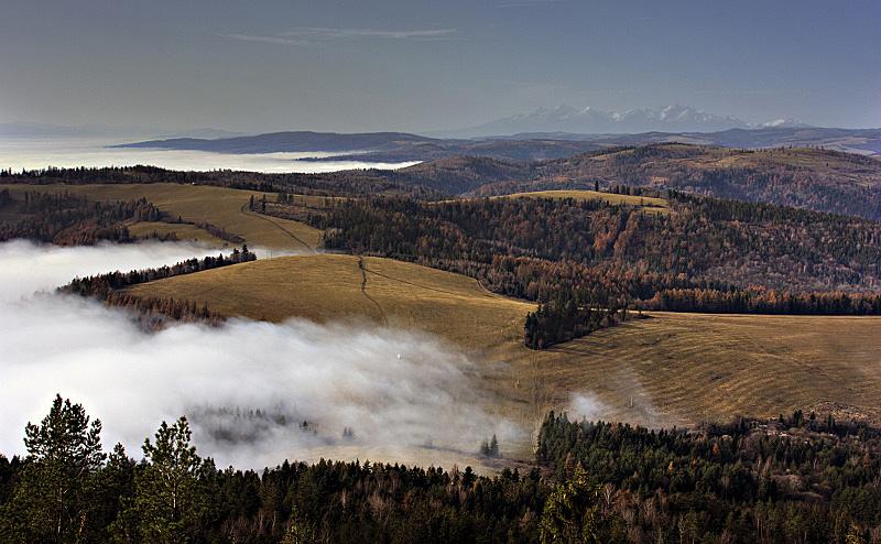 Krásne miesta Slovenska vhodné na svadobné fotenie - Zelená skala