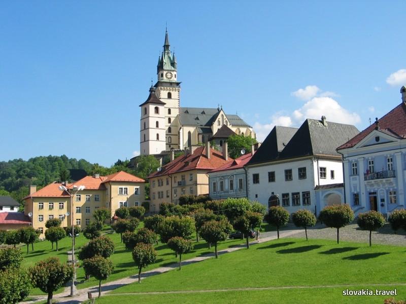 Krásne miesta Slovenska vhodné na svadobné fotenie - Kremnica