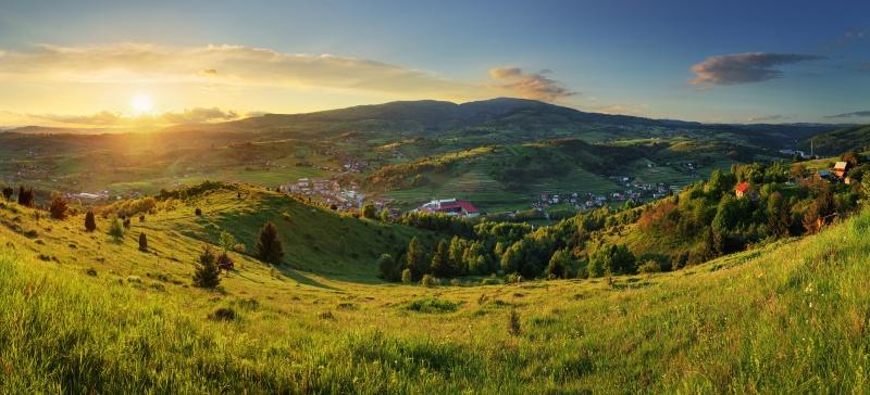 Krásne miesta Slovenska vhodné na svadobné fotenie - Poľana