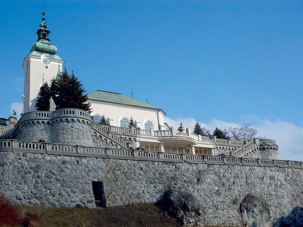Krásne miesta Slovenska vhodné na svadobné fotenie - Ružomberok