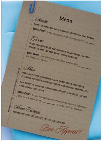 Svadobné menu nápady - Obrázok č. 2
