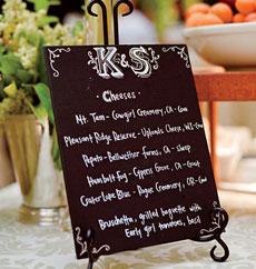 Svadobné menu nápady - Obrázok č. 30