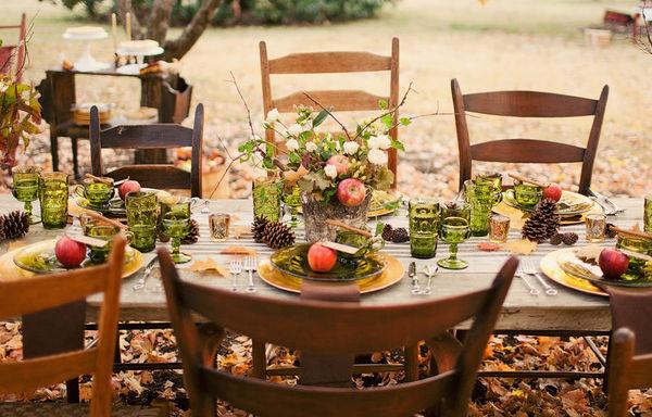 Jesenná svadba inšpirácie - Obrázok č. 10