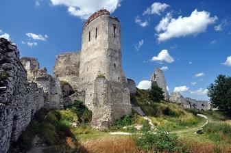 Čachticý hrad