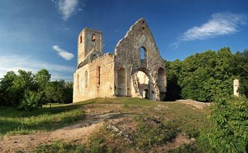 Dechtice Kostol a Kláštor svätej Kataríny