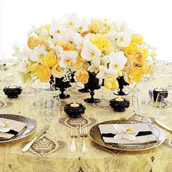 Nazdobenie stola alebo umenie prestrieť stôl do krásy. - Obrázok č. 4