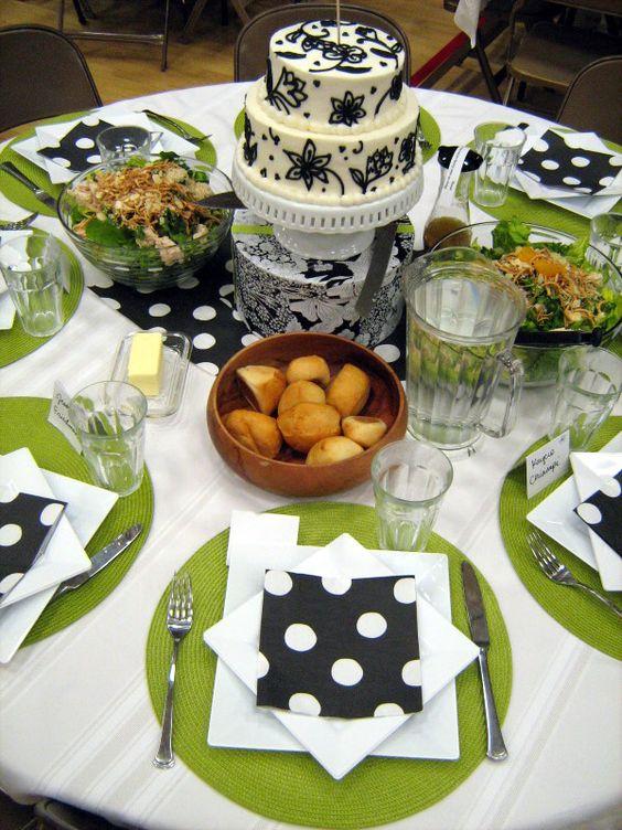 Nazdobenie stola alebo umenie prestrieť stôl do krásy. - Obrázok č. 8