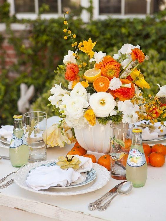 Nazdobenie stola alebo umenie prestrieť stôl do krásy. - Obrázok č. 10