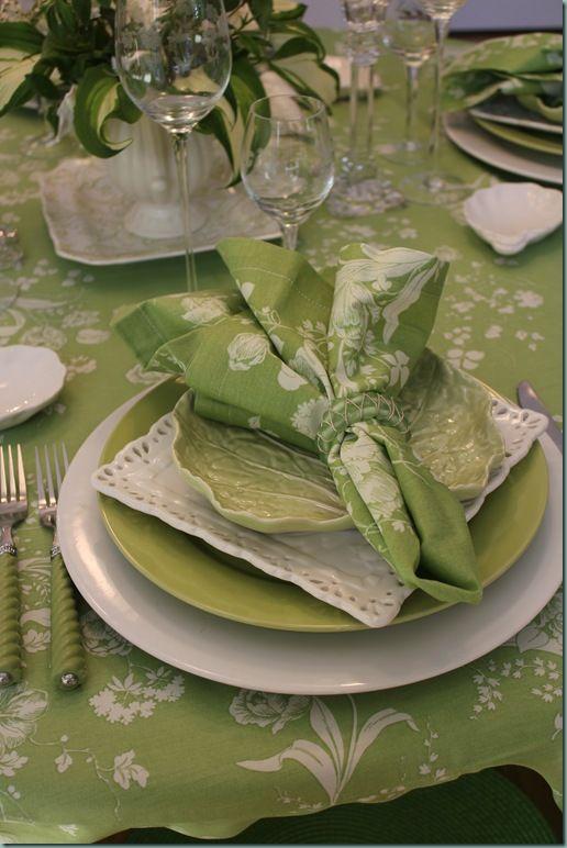 Nazdobenie stola alebo umenie prestrieť stôl do krásy. - Obrázok č. 11
