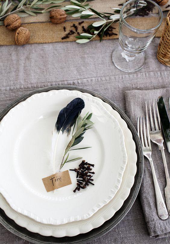 Nazdobenie stola alebo umenie prestrieť stôl do krásy. - Obrázok č. 14