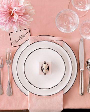 Nazdobenie stola alebo umenie prestrieť stôl do krásy. - Obrázok č. 15
