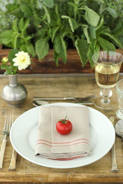Nazdobenie stola alebo umenie prestrieť stôl do krásy. - Obrázok č. 16