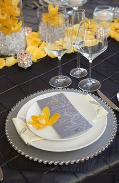 Nazdobenie stola alebo umenie prestrieť stôl do krásy. - Obrázok č. 17