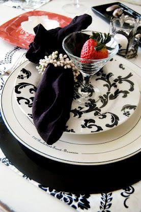 Nazdobenie stola alebo umenie prestrieť stôl do krásy. - Obrázok č. 18