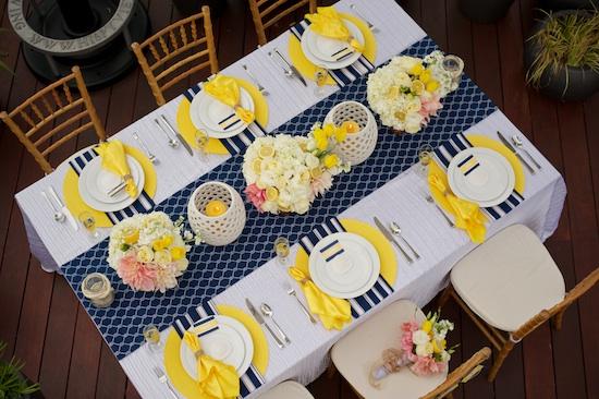 Nazdobenie stola alebo umenie prestrieť stôl do krásy. - Obrázok č. 19