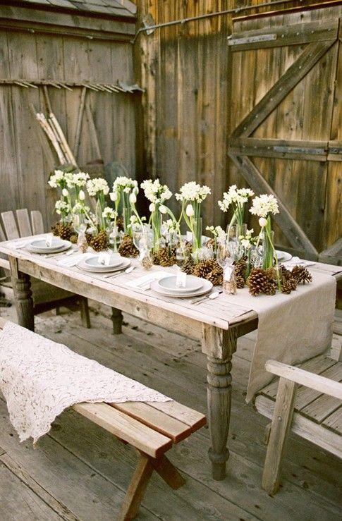 Nazdobenie stola alebo umenie prestrieť stôl do krásy. - Obrázok č. 21