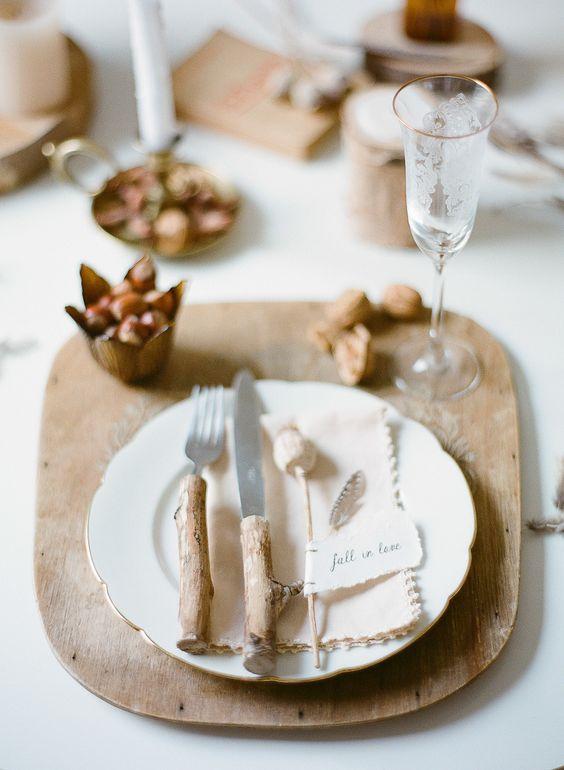 Nazdobenie stola alebo umenie prestrieť stôl do krásy. - Obrázok č. 22