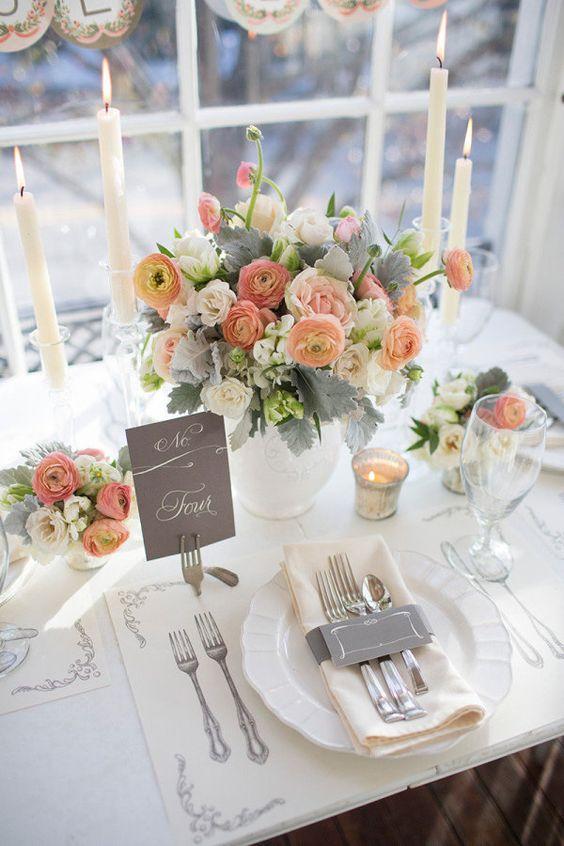 Nazdobenie stola alebo umenie prestrieť stôl do krásy. - Obrázok č. 24