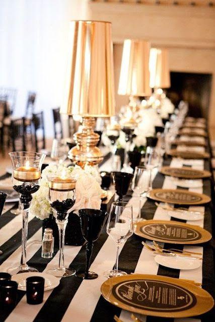 Nazdobenie stola alebo umenie prestrieť stôl do krásy. - Obrázok č. 25