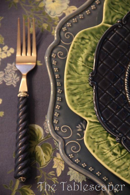 Nazdobenie stola alebo umenie prestrieť stôl do krásy. - Obrázok č. 26