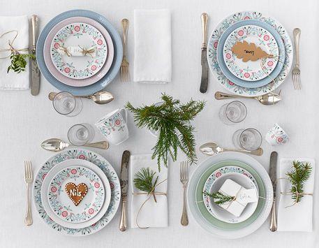 Nazdobenie stola alebo umenie prestrieť stôl do krásy. - Obrázok č. 29