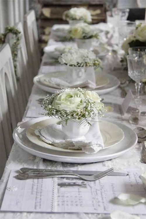 Nazdobenie stola alebo umenie prestrieť stôl do krásy. - Obrázok č. 33