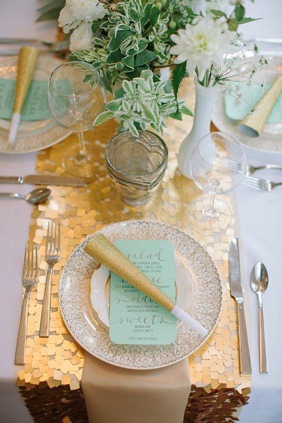 Nazdobenie stola alebo umenie prestrieť stôl do krásy. - Obrázok č. 35
