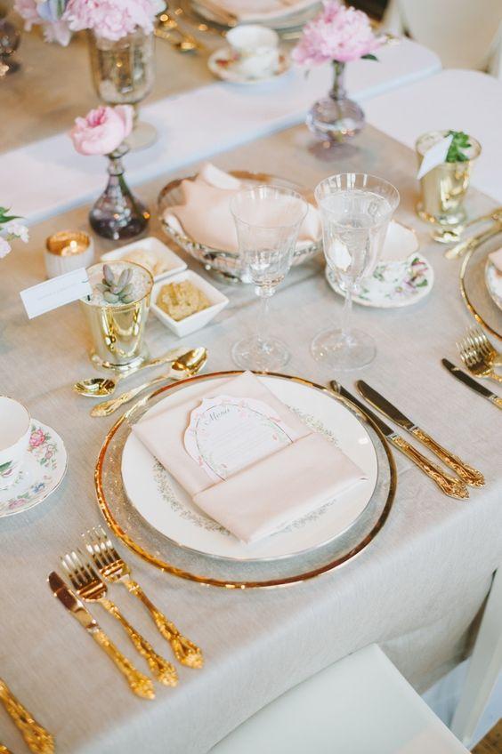 Nazdobenie stola alebo umenie prestrieť stôl do krásy. - Obrázok č. 40