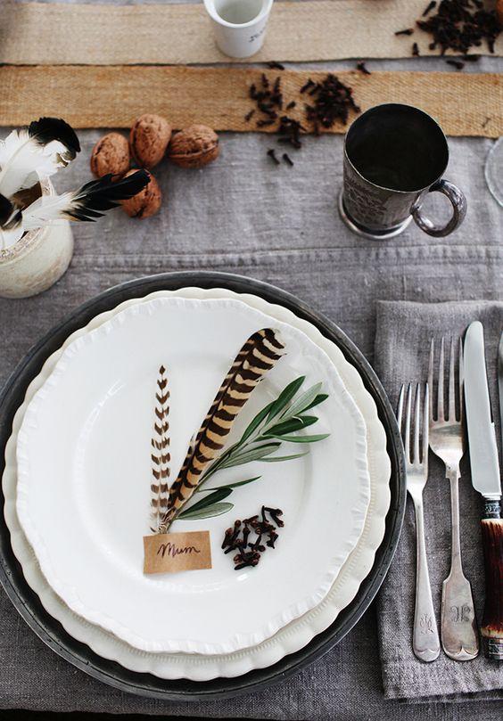 Nazdobenie stola alebo umenie prestrieť stôl do krásy. - Obrázok č. 41