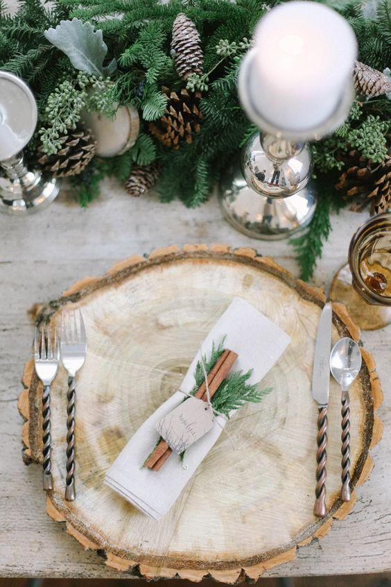 Nazdobenie stola alebo umenie prestrieť stôl do krásy. - Obrázok č. 42