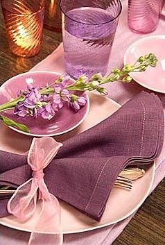Nazdobenie stola alebo umenie prestrieť stôl do krásy. - Obrázok č. 43