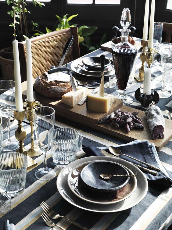 Nazdobenie stola alebo umenie prestrieť stôl do krásy. - Obrázok č. 44