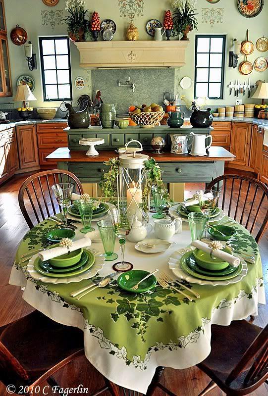 Nazdobenie stola alebo umenie prestrieť stôl do krásy. - Obrázok č. 46